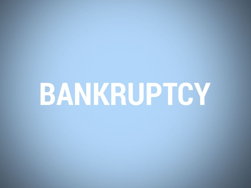 ASG-Bankruptcy